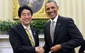 Obama -Abe